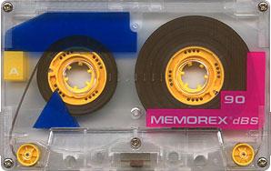 memorex dbs vs mrx i tapeheads tape audio and music. Black Bedroom Furniture Sets. Home Design Ideas