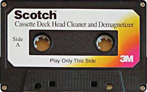 Image result for scotch cassette deck head cleaner